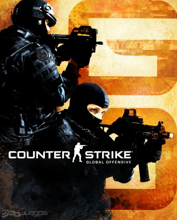 Car�tula de Counter-Strike: Global Offensive
