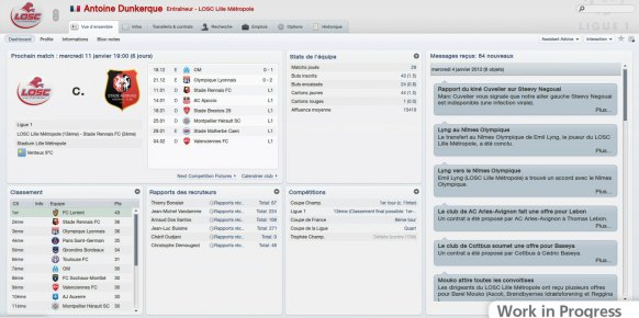 Football manager 2012: Football manager 2012: Impresiones jugables