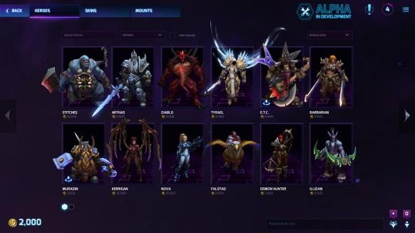 Heroes of the Storm: Heroes of the Storm: Así es el poderoso MOBA de Blizzard