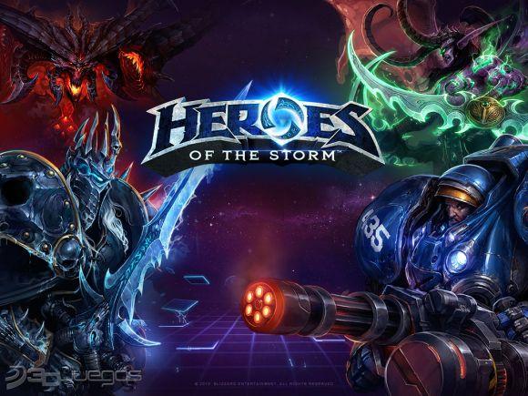 Heroes Of The Storm Para Pc 3djuegos