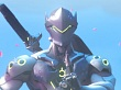 Genji, de Overwatch, luchará en Heroes of the Storm
