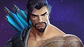 Hanzo, de Overwatch, ya está disponible en Heroes of the Storm