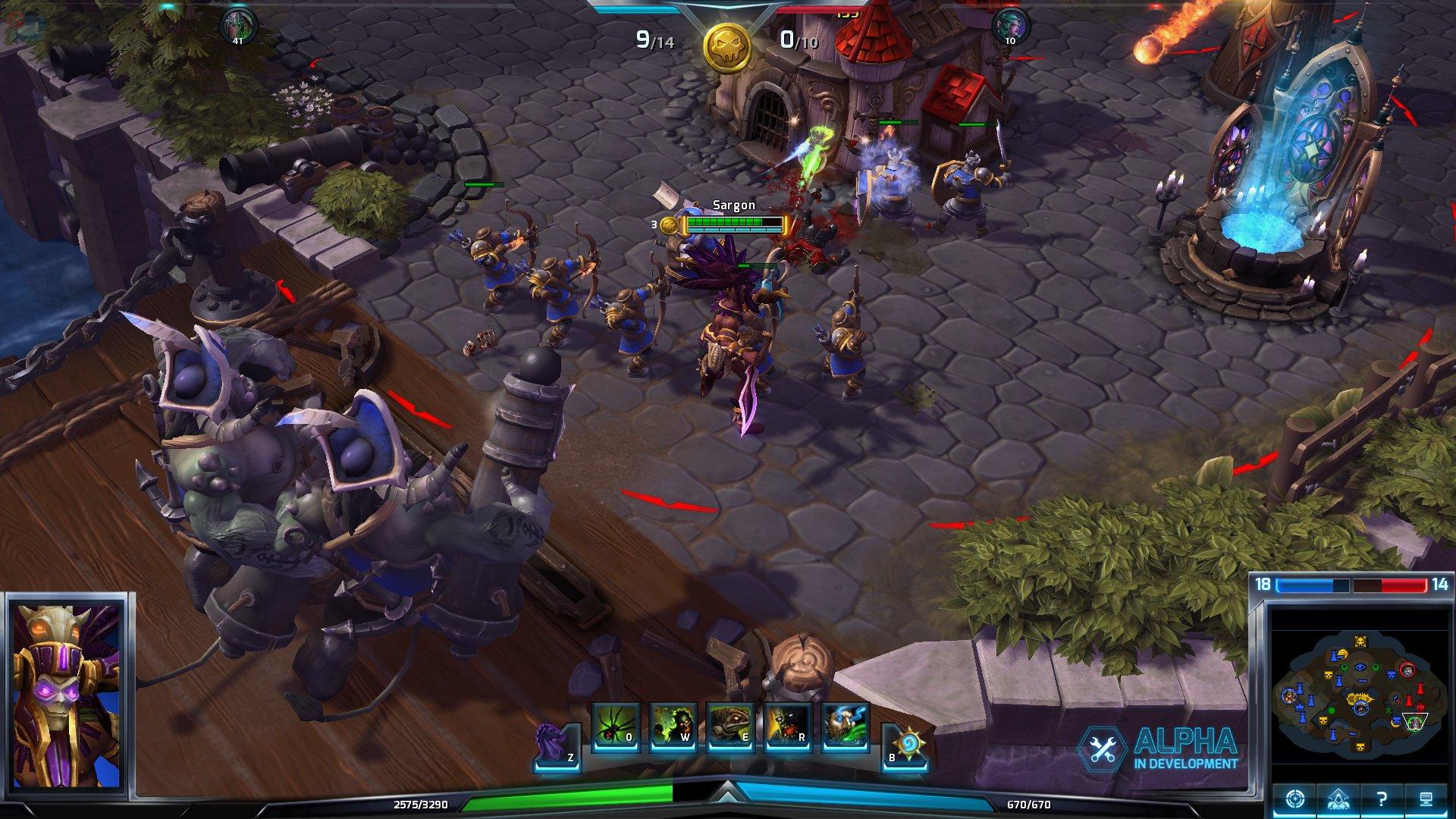 Heroes Of The Storm Asi Es El Poderoso Moba De Blizzard Mac Pc