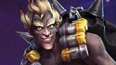 Video Heroes of the Storm - Habilidades de Junkrat