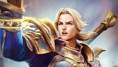 Anduin, el rey de Ventormenta, llega como sanador a Heroes of the Storm