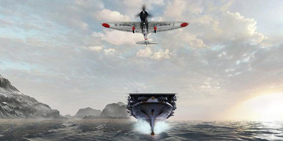 World of Warships: World of Warships: Impresiones jugables