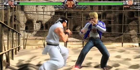 Virtua Fighter 5 Final Showdown análisis