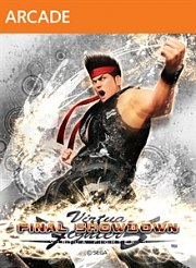 Carátula de Virtua Fighter 5: Final Showdown - Xbox 360