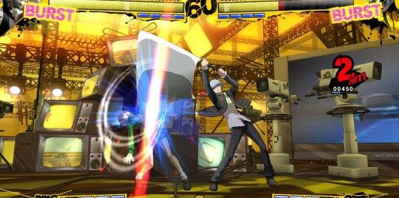 Persona 4 Arena: Persona 4 Arena: Primer contacto