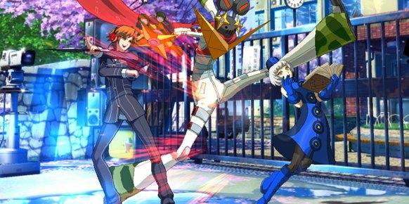 Persona 4 Arena Xbox 360