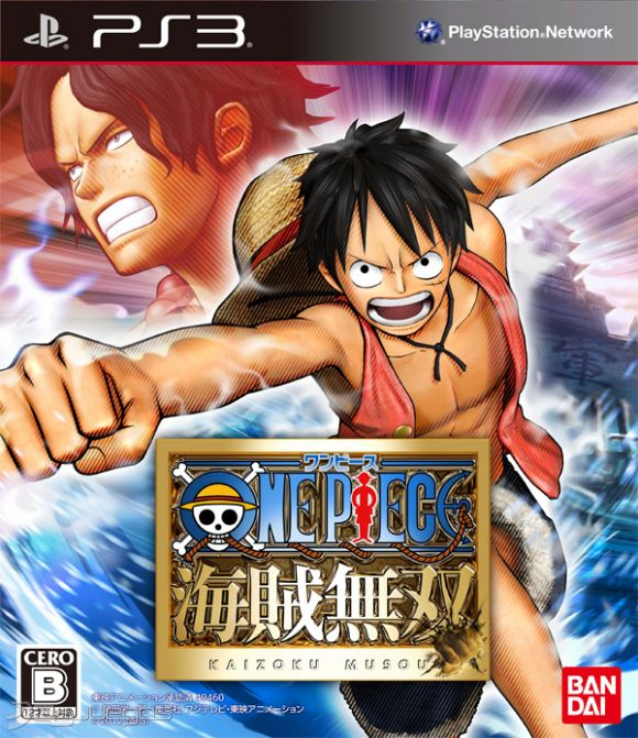 one piece pirate warriors para ps3 3djuegos