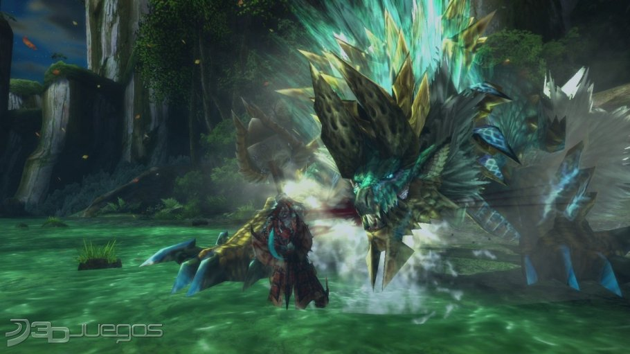 Monster Hunter 3 Ultimate - An�lisis