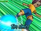 Inazuma Eleven GO Luz / Sombra - Pantalla