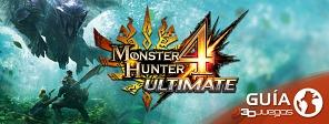 Guía completa de Monster Hunter 4 Ultimate