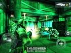 Shadowgun - Pantalla