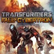 Carátula de Transformers: La Caída de Cybertron - PS4