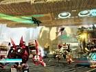 Transformers La Caída de Cybertron - Pantalla