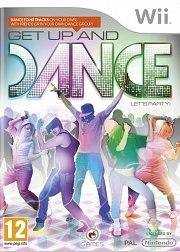 Carátula de Get Up and Dance - Wii