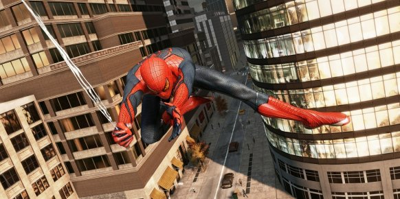 The Amazing Spider-Man análisis