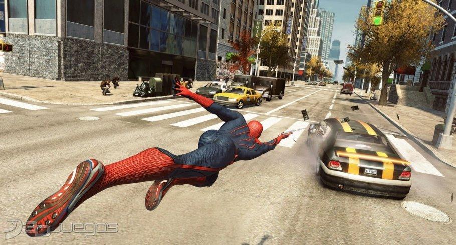 The amazing spider man para xbox 360 3djuegos - Jeux de spiderman 7 ...