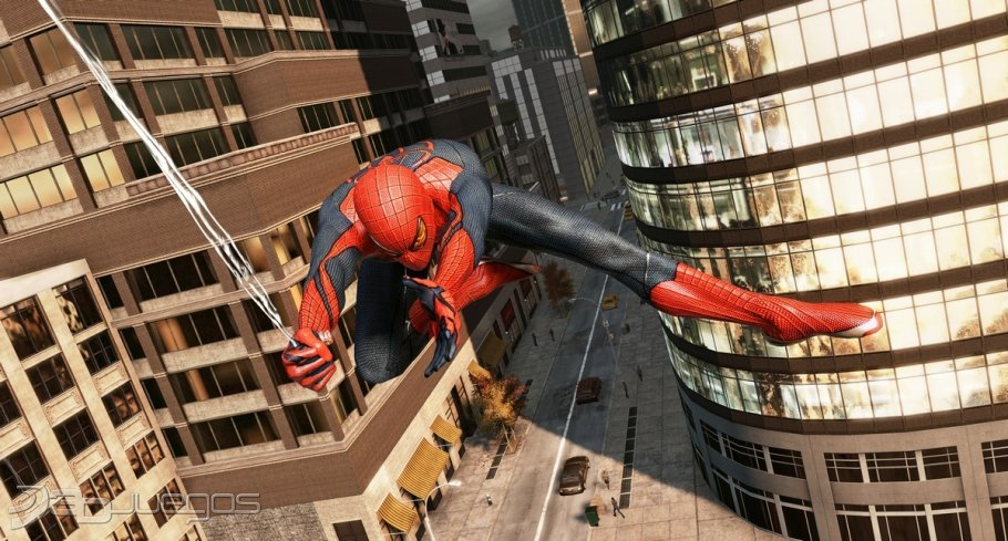 The Amazing Spider-Man - An�lisis