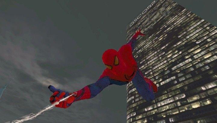 The Amazing Spider-Man para Vita - 3DJuegos
