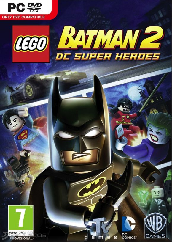Lego Batman 2 Dc Super Heroes Para Pc 3djuegos