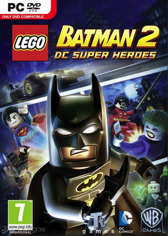 Lego batman 2 dc super heroes para pc 3djuegos for Videos de lego batman