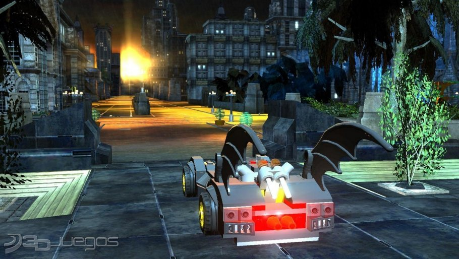 Analisis De Lego Batman 2 Dc Super Heroes Para Ps3 3djuegos