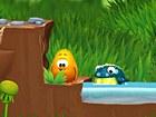 Gameplay: Pollito en Apuros