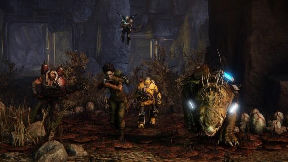 Evolve: Evolve: Impresiones Pre-E3