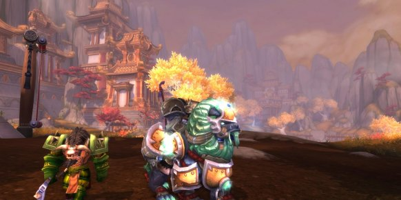 WoW Mists of Pandaria PC