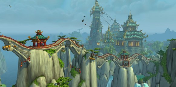 WoW Mists of Pandaria análisis