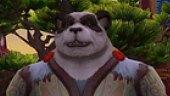 WoW Mists of Pandaria: Gameplay: La Tranquila Vida de un Monje
