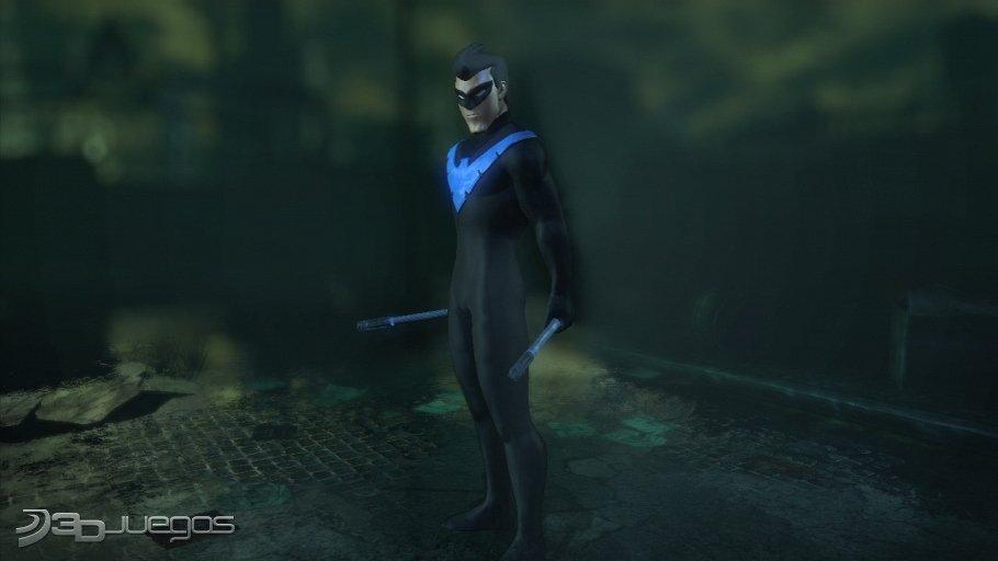 Análisis de Batman Arkham City - Nightwing para PS3 - 3DJuegos