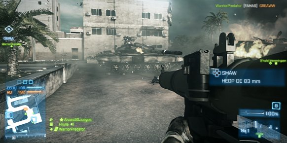 Battlefield 3 Back to Karkand PS3