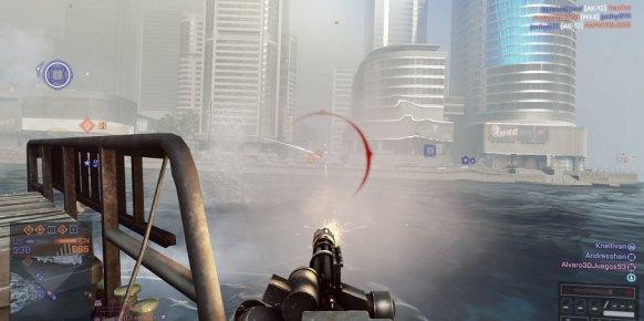 Battlefield 4: Battlefield 4: Impresiones jugables Beta
