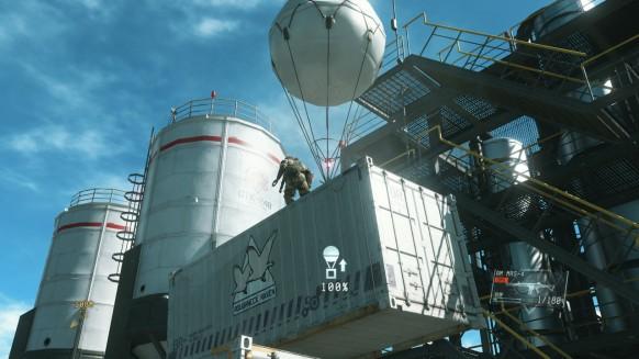 MGS5: Metal Gear Solid 5: La Caja de Kojima