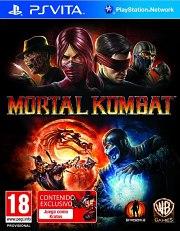 Carátula de Mortal Kombat - Vita