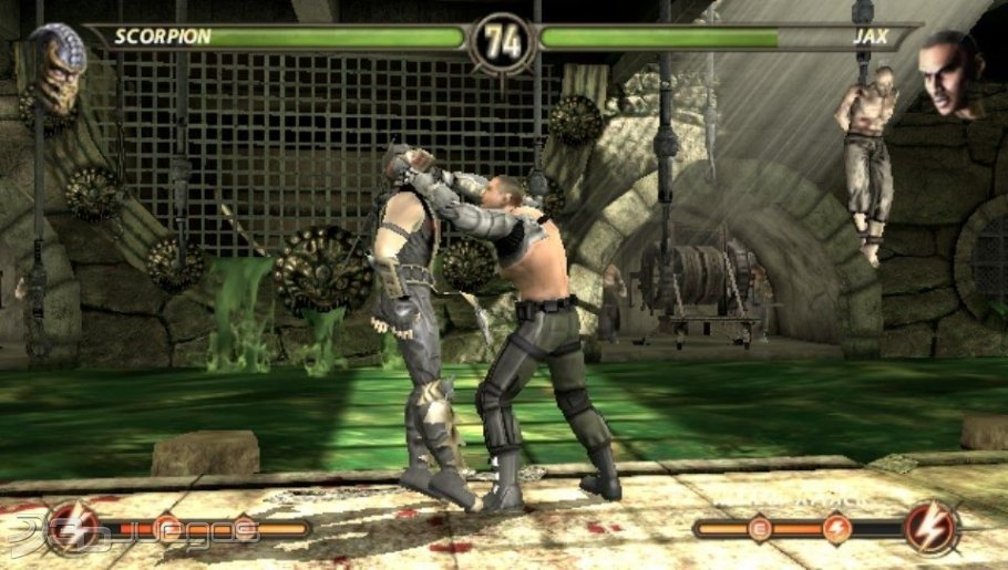 Mortal Kombat - An�lisis