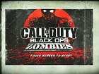 Call of Duty Black Ops Zombies - Pantalla