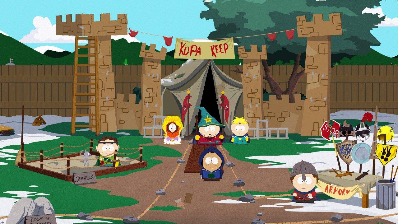 South Park La Vara De La Verdad XBOX 360 ESPAÑOL REPACK (Region NTSC-U/PAL) (XGD2) (iMARS) 2