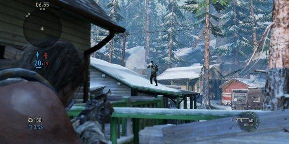 The Last of Us: The Last of Us: Impresiones Multijugador