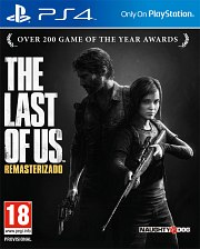 Carátula de The Last of Us: Remasterizado - PS4