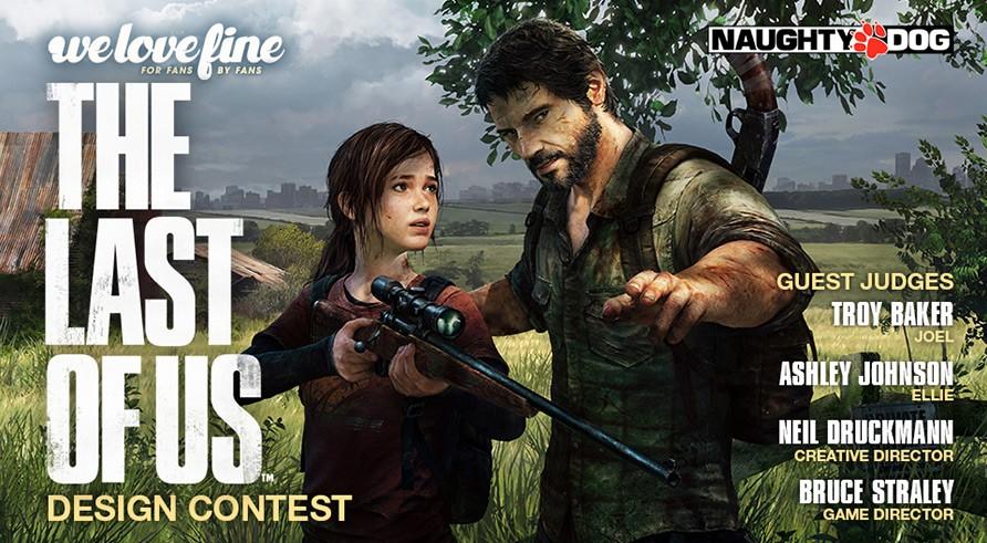 The Last of Us pone en marcha un concurso de diseño para aficionados