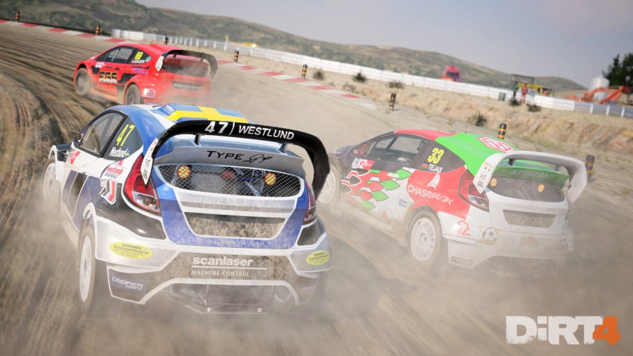 DiRT 4: Dirt 4. ¡Lo conducimos!