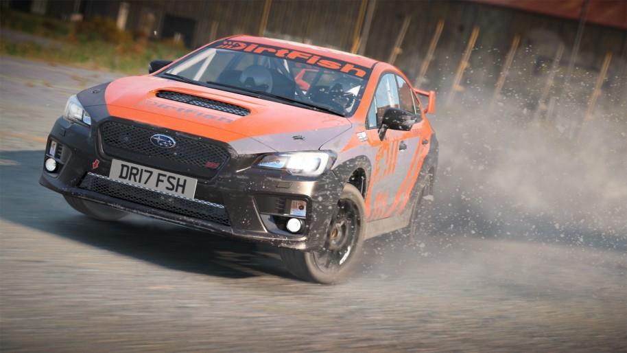 DiRT 4: DiRT 4: Rally, velocidad y gran conducción