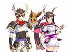 Pokémon Conquest - Imagen DS