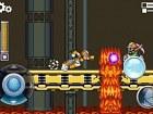 Mega Man X - Pantalla