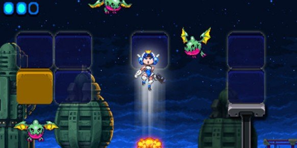 Mighty Switch Force! 3DS